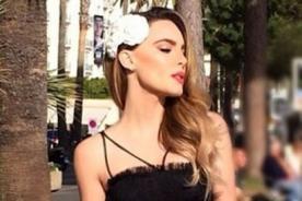 Belinda comparte su llegada a Cannes a través de Instagram