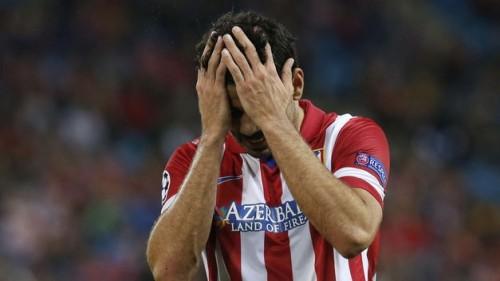 Diego Costa ya tiene tiempo de reposo a pocos días del Mundial