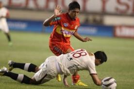 Universitario Vs. Sport Huancayo: En Vivo por CMD - Torneo Apertura 2014