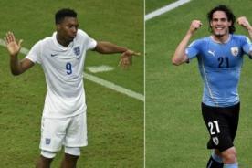 Minuto a minuto Uruguay vs Inglaterra (2-1) – Mundial Brasil 2014 – ATV En Vivo
