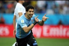 Copa del Mundo 2014: Luis Suárez, y la garra Charrúa