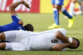 ¿Hasta cuándo no podrá jugar Luis Suárez con Uruguay?