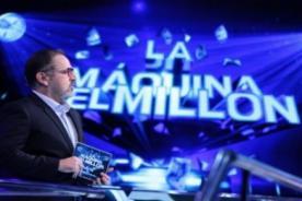La Máquina del Millón: Reacciones en la web tras estreno del programa