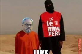 Se burlan de Manuel Burga con cruel meme