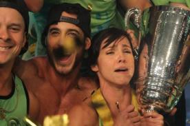 Combate: Equipo verde campeón de la temporada final
