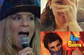 Alejandra Baigorria soltó bombaza de Angie y Nicola sin darse cuenta - VIDEO