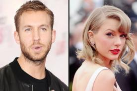 ¿Calvin Harris y Taylor Swift ahora son amigos?