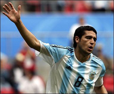 Selección Argentina: Lista de convocados para partido con Brasil con Juan Román Riquelme