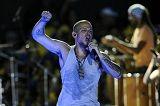 Calle 13 ofreció un show gratuito en Caracas antes de su concierto en Lima