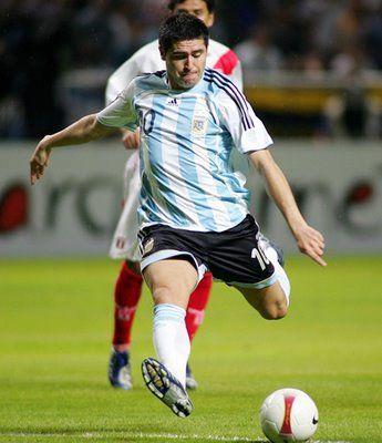 Juan Román Riquelme: A esta selección iré encantado