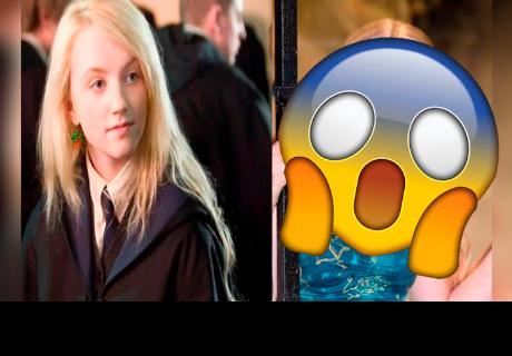 Mira como luce Luna Lovegood de Harry Potter y lo que hace en la actualidad asombró a todos
