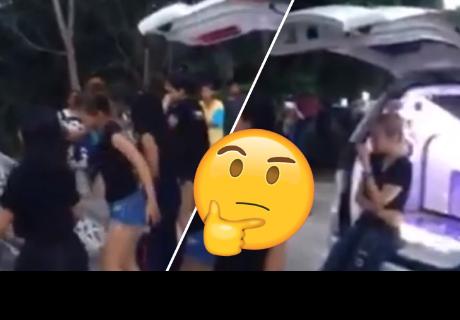 Jóvenes bailan reggaeton en funeral de su mejor amiga por curiosa razón