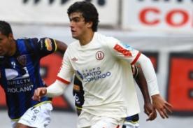 Universitario: Álvaro Ampuero se quiere quedar sí o sí en el club