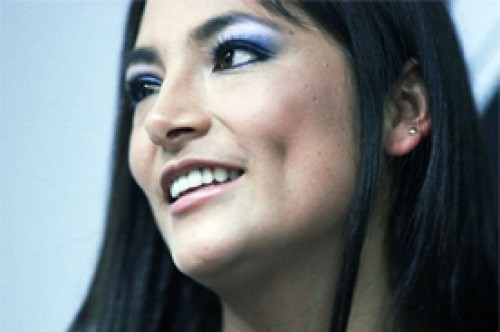 Magaly Solier felicita con emotivo saludo a Claudia Llosa por triunfo en Berlinale