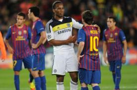 Messi, Drogba, Toure y Etoo jugarán amistoso ante Burkina Faso