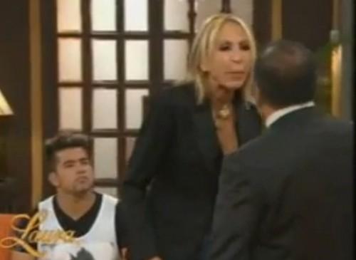 Video: Laura Bozzo volvió a pelearse con panelista en vivo