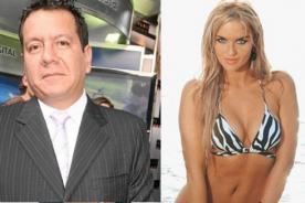 Ney Guerrero confesó que tuvo 'saliditas' con Kenita Larraín