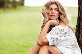 Fergie da detalles acerca de sus días libres en compañía de Josh Duhamel