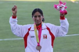 Londres 2012: Gladys Tejeda llevará la bandera peruana en la inauguración