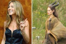 Jennifer Aniston se habría reído del nuevo rol Angelina Jolie