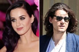 Katy Perry estaría saliendo con John Mayer