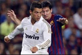 Barcelona vs Real Madrid: Messi y Ronaldo cara a cara por la Supercopa