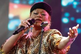 Yo Soy: Imitadora de Lucía de la Cruz deslumbró con 'Perdóname' - Video