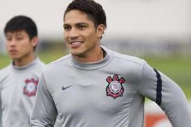 Paolo Guerrero quedó apto para reaparecer con el Corinthians