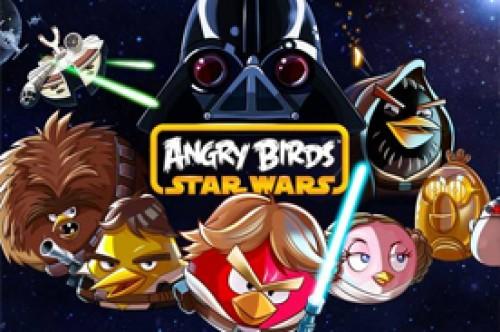 Rovio lanzará Angry Birds Star Wars el 8 de noviembre