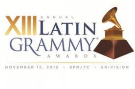 Transmisión en vivo: Disfruta de los Grammy Latino 2012