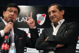 Video: Ramón Díaz presentado como técnico de River Plate - Fútbol Argentino