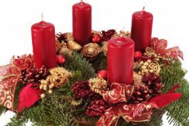 Navidad 2012: Aprende a hacer una Corona de Adviento