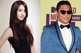 YoonA de SNSD cuenta la verdad sobre el presunto romance que tuvo con Psy