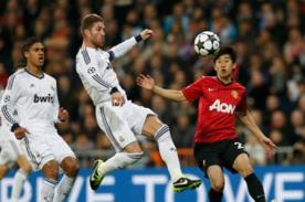Goles del Real Madrid vs Manchester United (1-1) - Champions League - Video