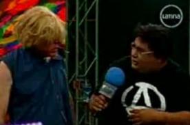 'El especial del humor' parodiará pelea de Renato Rossini con periodistas