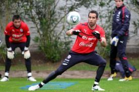 Perú vs Chile: Claudio Bravo no se preocupa por hinchada peruana