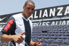 Jesús Rabanal: Sería lindo volver a jugar en Alianza Lima