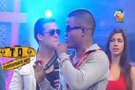 ¿Christian Domínguez y 'Pantera' Zegarra en nuevo dúo de canto?