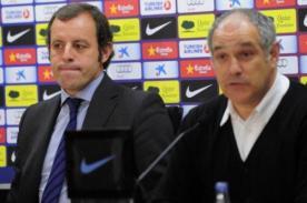 Video: Rossel anuncia la separación de Tito Vilanova de Barcelona