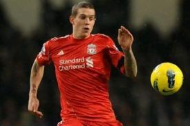 Liverpool desechó la oferta del Barcelona por Daniel Agger