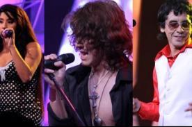 Yo Soy: Conoce a los cuatro concursantes que quedaron en sentencia - Video