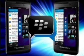 BBM estará disponible para Android y iPhone desde el 21 de septiembre