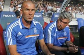 Zidane: Le daría el Balón de Oro a Ribery porque fue clave para el Bayern