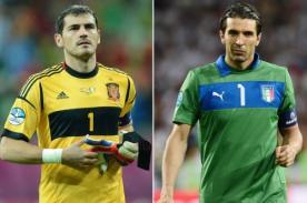 Gianluigi Buffón: Iker Casillas es mucho más grande que antes