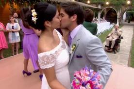 AFHS: Fotos del detrás de cámaras de la boda de Grace y Nicolás