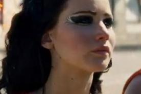 Video YouTube: Catching Fire - Mira todos los tráilers oficiales