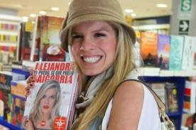Alejandra Baigorria se considera promotora de la lectura