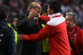 Rinaldo Cruzado: Estoy triste por la salida de Sergio Markarián
