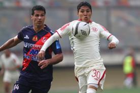Resultado del partido: Universitario vs José Gálvez (1-0) – Descentralizado 2013