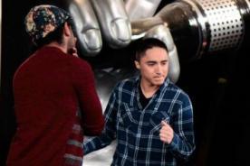 La Voz Perú: Johnny Lau remece el escenario con tremendo tema - Video